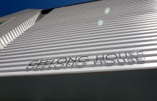 Gelong House Cut Out Letters