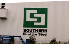 Southern Steel Wall Sign