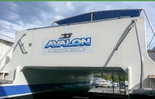boat wrap avalon