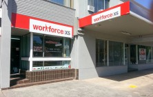 building signage workforce xs