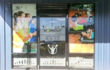 building signage workout south nowra