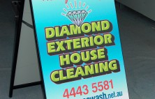 Diamond House Cleaning A Frame