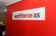 interior business signs workforce xs