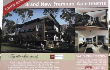 Tapatalla Apartments Billboard