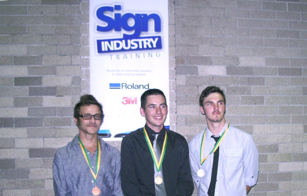 2011 world skills Winners